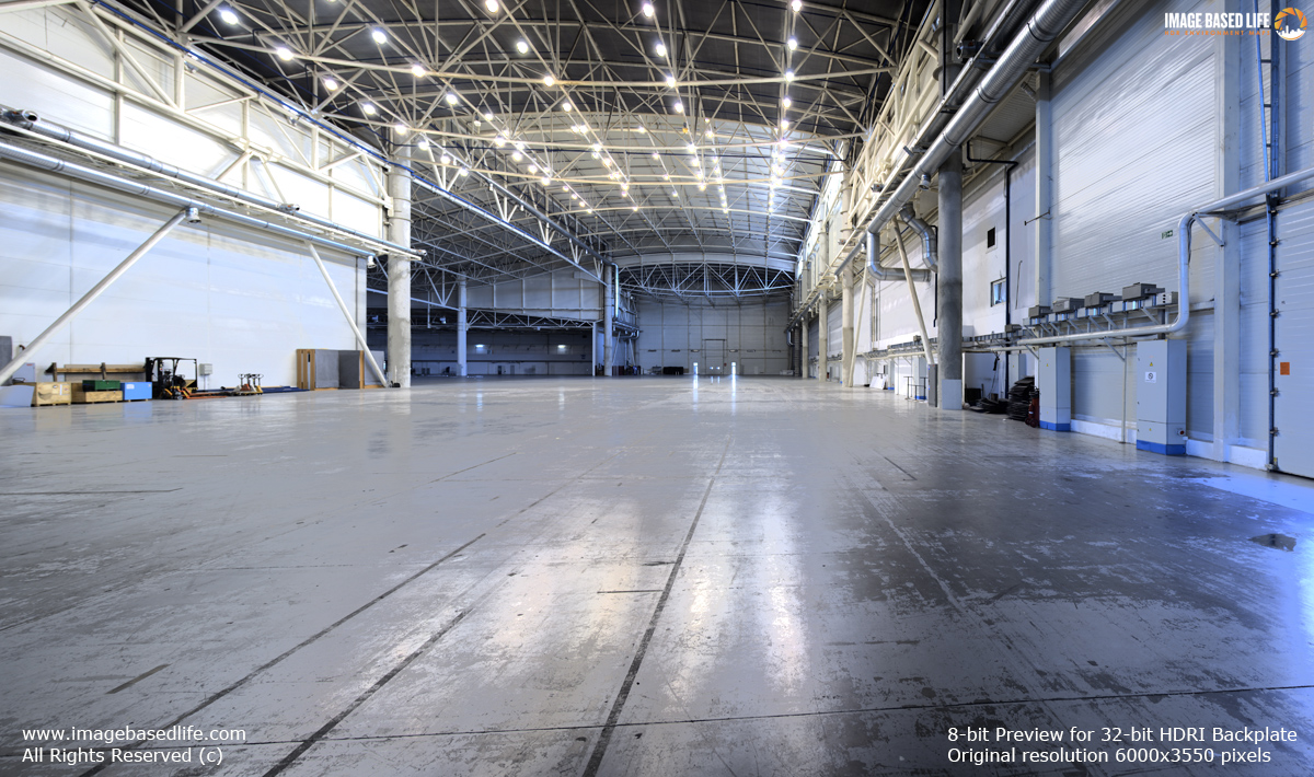 D Max Exhibition Hall : Exhibition hall image based life